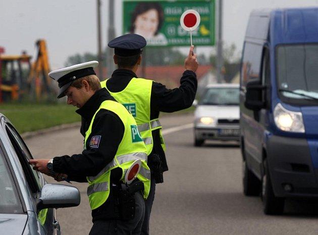 Další policejní razie v Ostravě