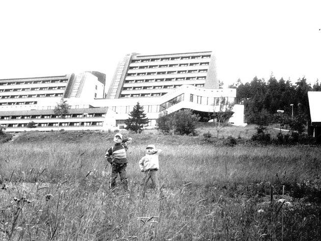 Dana Reliová Krkonoše, rok 1989