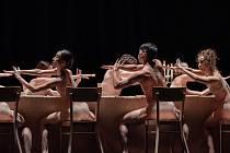 Balet Národního divadla moravskoslezského - Rossiniho karty.