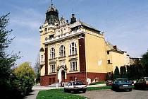 Radnice ve Slezské Ostravě