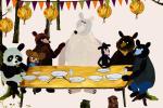 Snímek z filmu Mlsné medvědí příběhy.