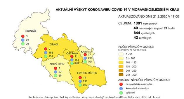 Mapa KHS 21.května.