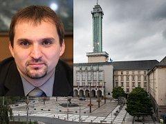 Náměstek primátora Martin Štěpánek se nechce vzdát funkce náměstka ostravského primátora. Situace v koalici ale začíná být velmi vypjatá.