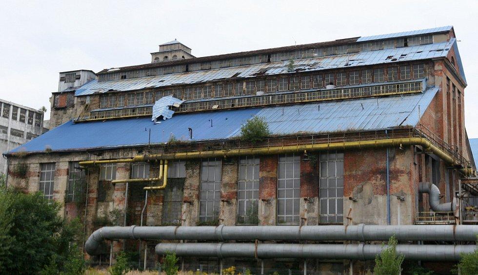 PANORÁMA bývalé koksovny nezapáchá, v podezření je chemička a kompostárna.