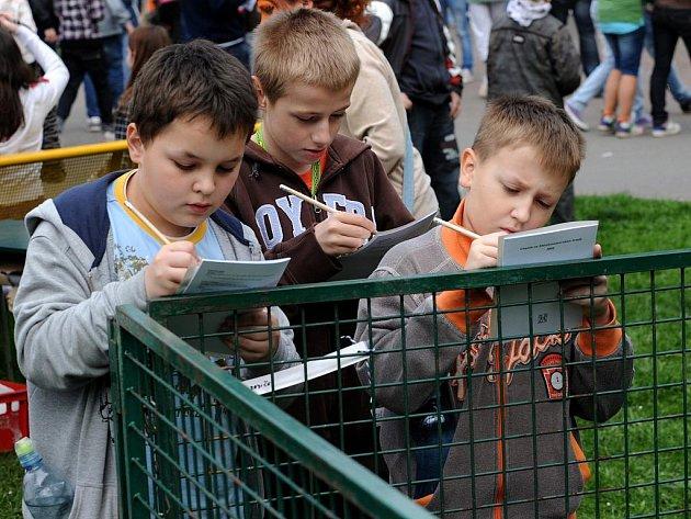 Oslavám Dne Země jsou v Ostravě věnovány tři dny, v úterý začaly v Porubě.