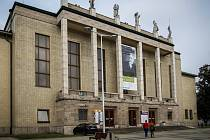 Dům kultury města Ostravy. Ilustrační foto.