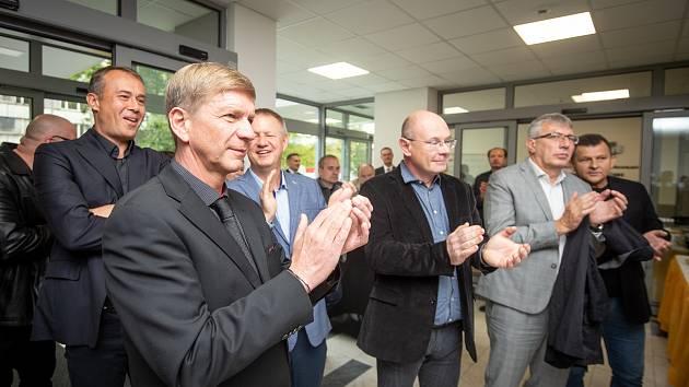 Slavnostní otevření Sanatoria Jih, 9. října 2019 v Ostravě.