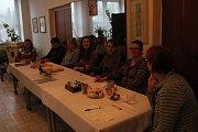Účast v druhém kole prezidentských voleb v Melči není zatím o nic vyšší než v prvním kole.