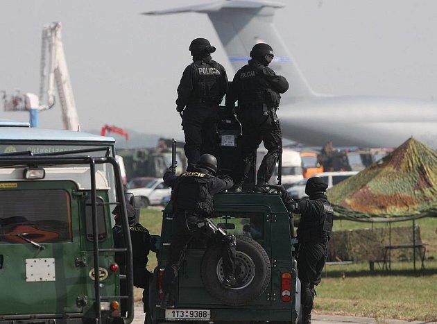 Dny Nato 2009 na letišti v Mošnově