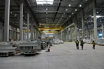 Výstavba automobilky Hyundai v Nošovicích pokračuje