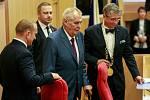 Prezident Miloš Zeman zahájil v úterý 5. září 2017 v Ostravě svou pátou oficiální návštěvu Moravskoslezského kraje.
