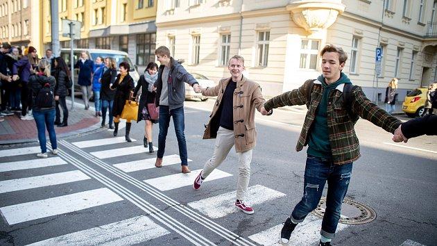 Oslavy 30. výročí sametové revoluce v Ostravě