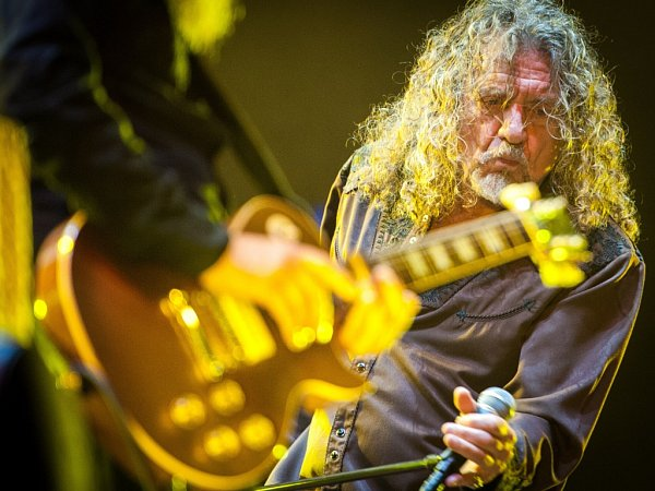 Colours of Ostrava 2014. Robert Plant and The Sensational Space Shifters