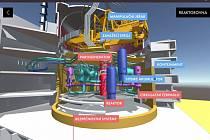 Elektrárny se virtuálně otevírají školám.
