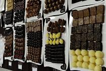 Čokoládový festival se na výstavišti Černá louka v Ostravě koná do neděle 27. listopadu.