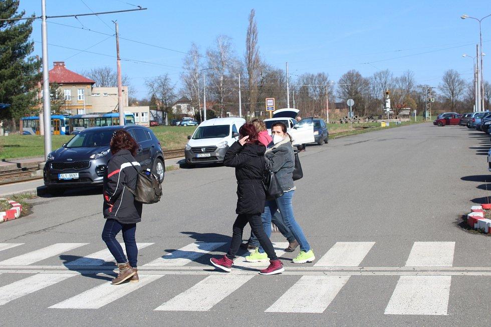Deník v ulicích Martinova.
