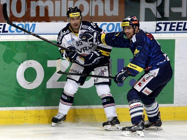 HC Vítkovice Steel – Bílí Tygři Liberec 3:1