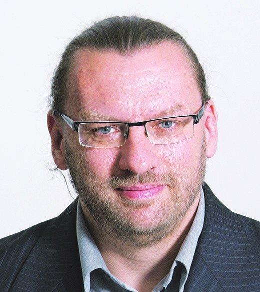 Lubomír Volný, 44 let, Ostrava, krajský zastupitel a učitel, 3 715 hlasů