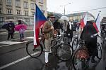 Oslavy 100 let republiky, 27. října 2018 v Ostravě.