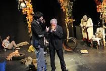 Úspěšné divadelní představení Brenpartija v Komorní scéně Aréna. Ilustrační foto.