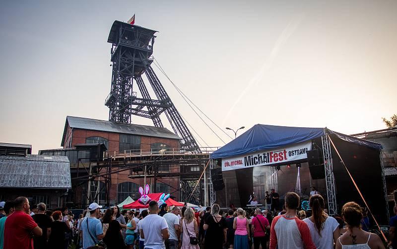 MichalFest, 14. června 2019 v Ostravě-Michálkovicích.