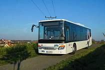 Nový autobus Setra pro provoz na Novojičínsku.