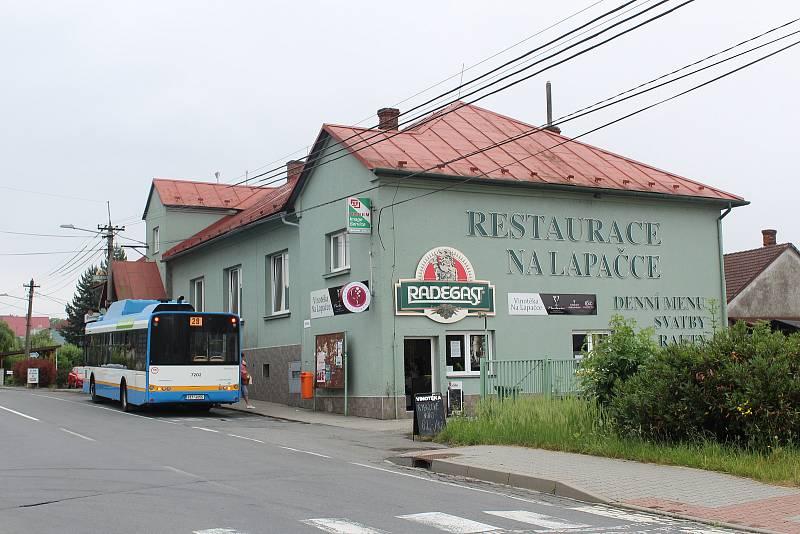Deník v ulicích Šenova.