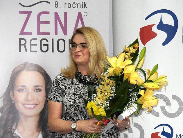 Vítězkou 8. ročníku regionálního kola soutěže Žena regionu se stala Sylva Vartová.