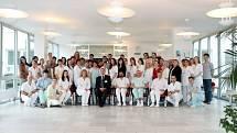 Klinika hematoonkologie nominovala Dagmar Beunierovou a ejhle - je ve finále.