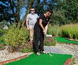 Golf Park Lhotka hostil druhý ročník turnaje Deník Cup.