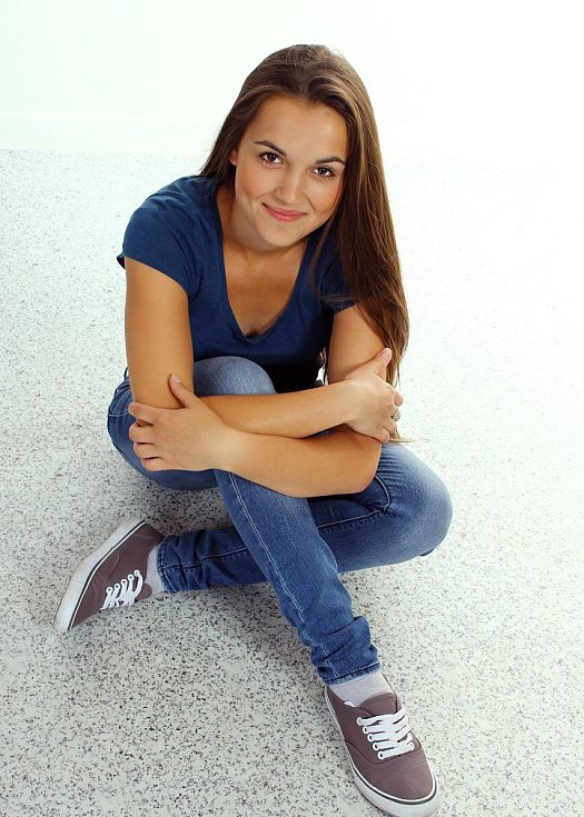 Viktorie Gorolová, 18 let, studentka, Frýdek-Místek