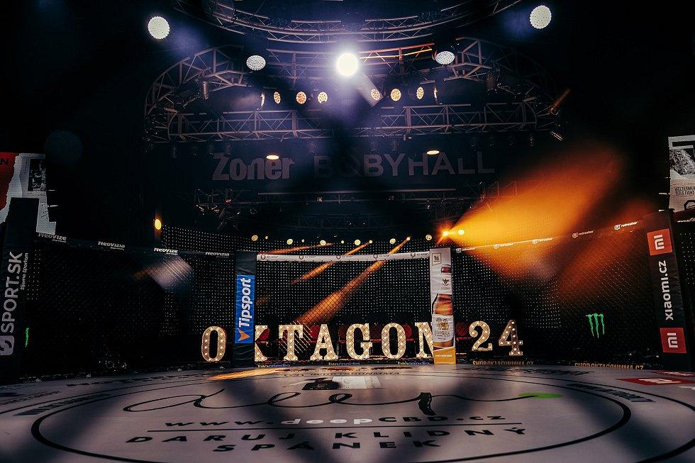 Oktagon 24, Brno, MMA, 29. května. Foto: Oktagon MMA
