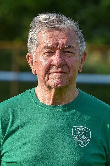 Bývalý brankář a později předseda hokejových Vítkovic Zdeněk Palička. Dnes šéfuje klubu FK Stará Bělá.