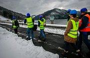 O prohlídky útrob hrází přehrad v Moravskoslezském kraji je každoročně velký zájem. Ilustrační foto.