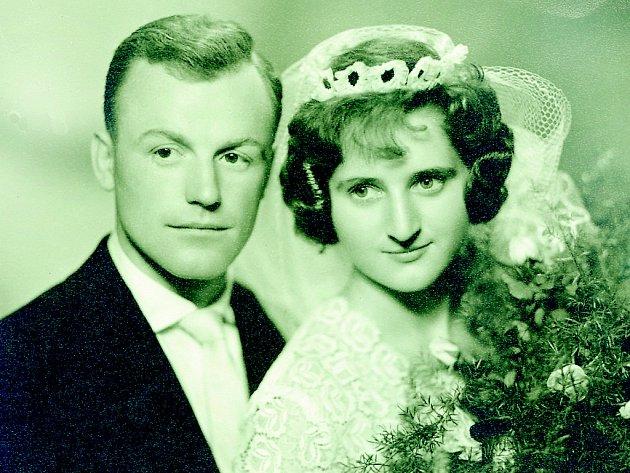 Svatba manželů Bosákových