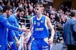 Basketbalisté Ostravy ve středu uspěli v Brně.