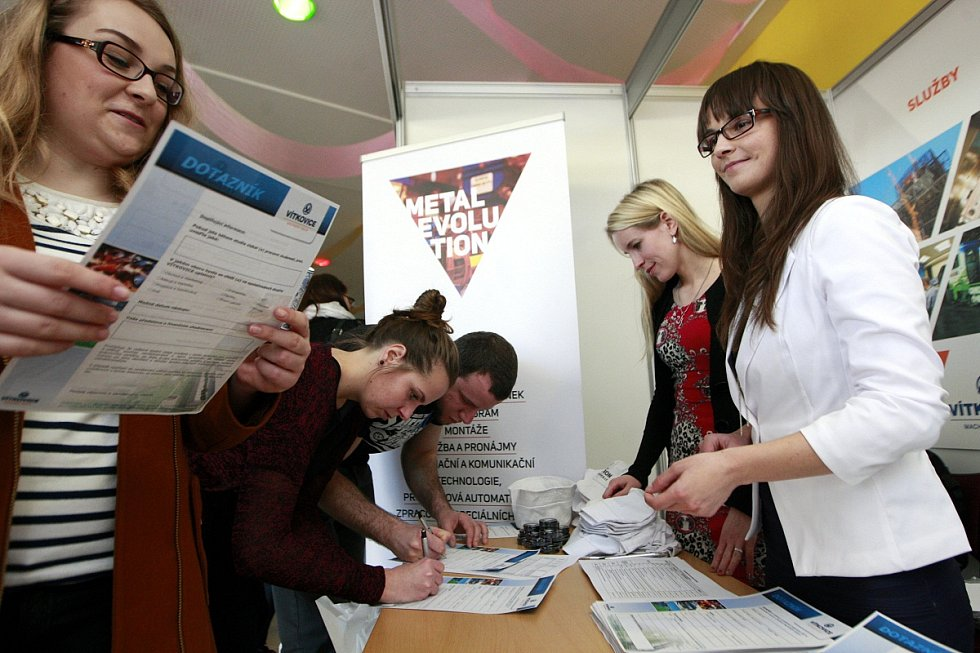 Největší veletrh pracovních příležitostí v Moravskoslezském kraji s názvem Kariéra PLUS se koná v prostorách Vysoké školy báňské Technické univerzity Ostrava.