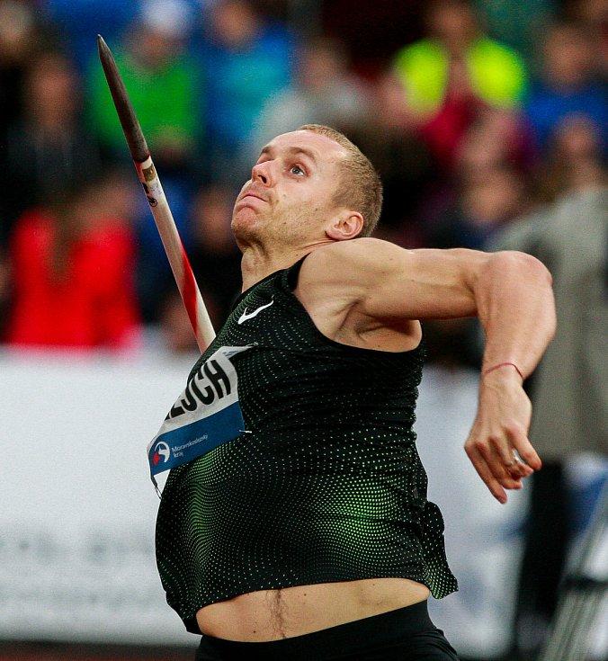 Zlatá tretra Ostrava 2018, Jakub Vadlejch