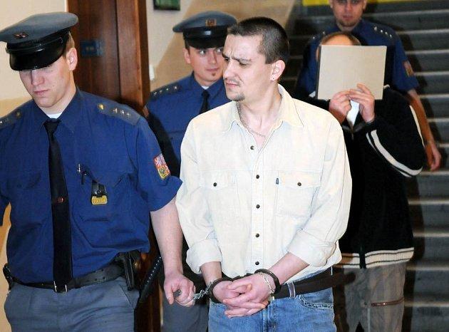 Roman Švestka z Prostějova u ostravského krajského soudu