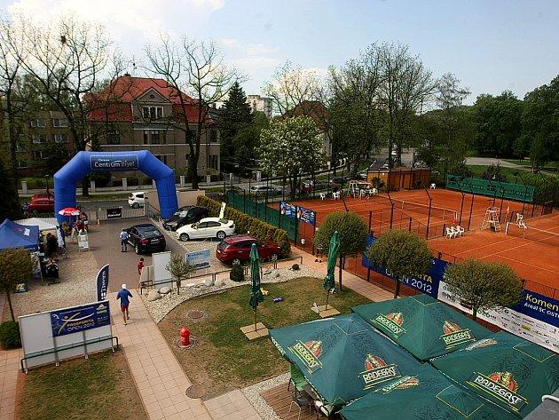 Tenisový turnaj Prosperita Open 2012
