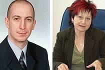 Martin Balšán a Ivana Kabzanová