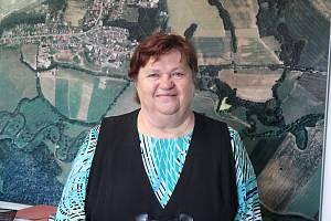 Starostka Ostravy-Proskovic Marie Matějová.