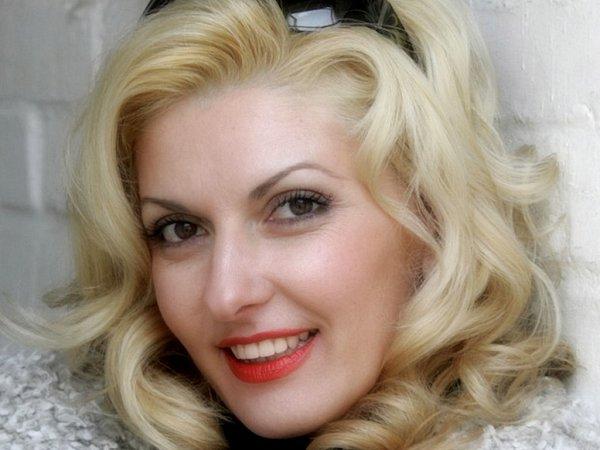 Iordanka Derilova na civilním snímku.