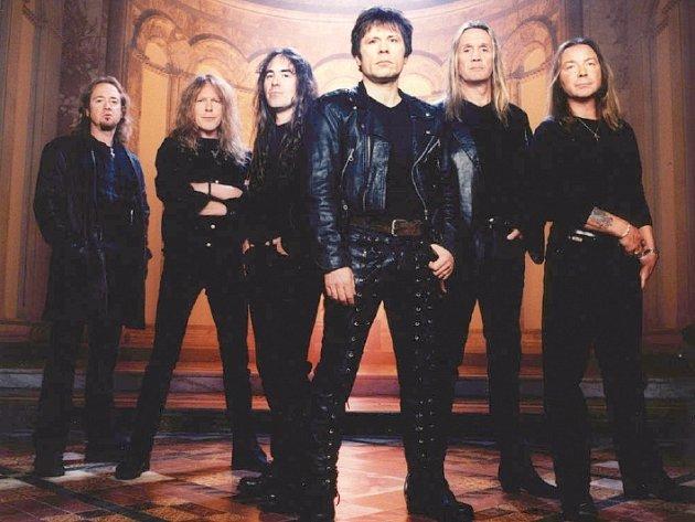 Světoznámá skupina Iron Maiden 6. června večer hraje na ostravských Bazalech.