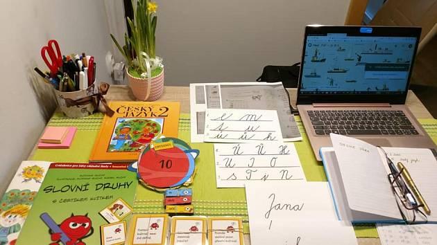 Montessori škola Ostrava nabízí individuální online výuku.