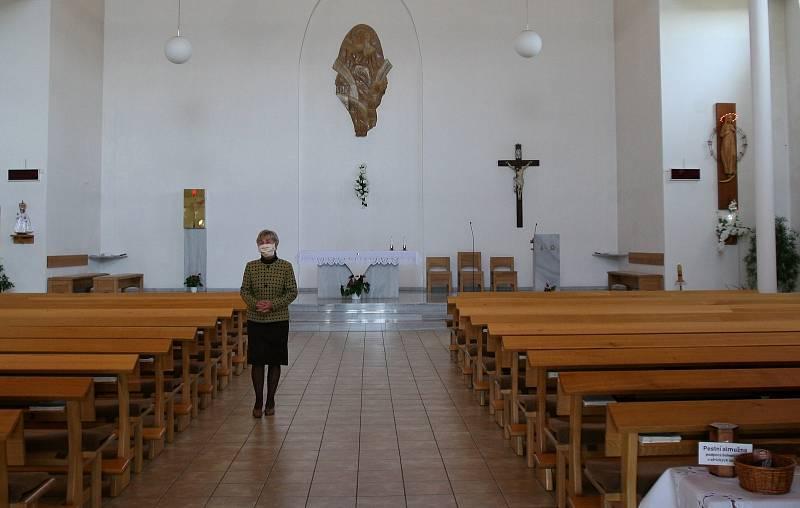Velikonoční neděle ve farnosti Hať a Darkovice.
