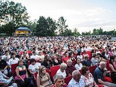 Letní shakespearové slavností v Ostravě.
