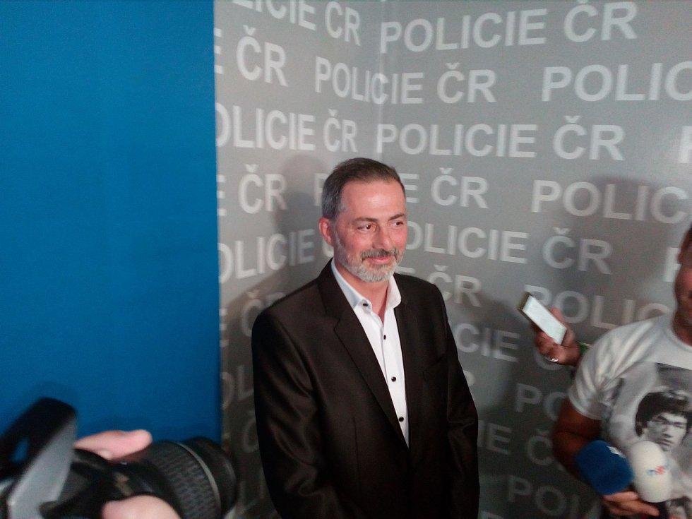 O zatčení zloděje informoval novojičínský kriminalista Roman Tkáč.
