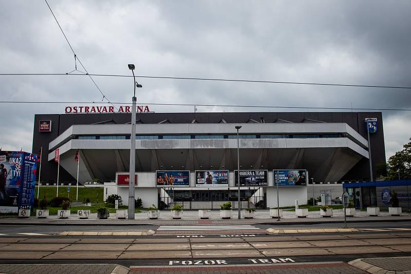 Ostravar Aréna v Ostravě. Ilustrační foto.