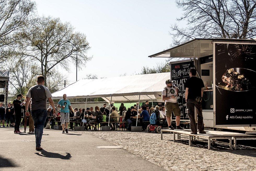 IV. ročník konopného veletrhu Konopex. Dolní oblast Vítkovice, 19. dubna 2019 v Ostravě.